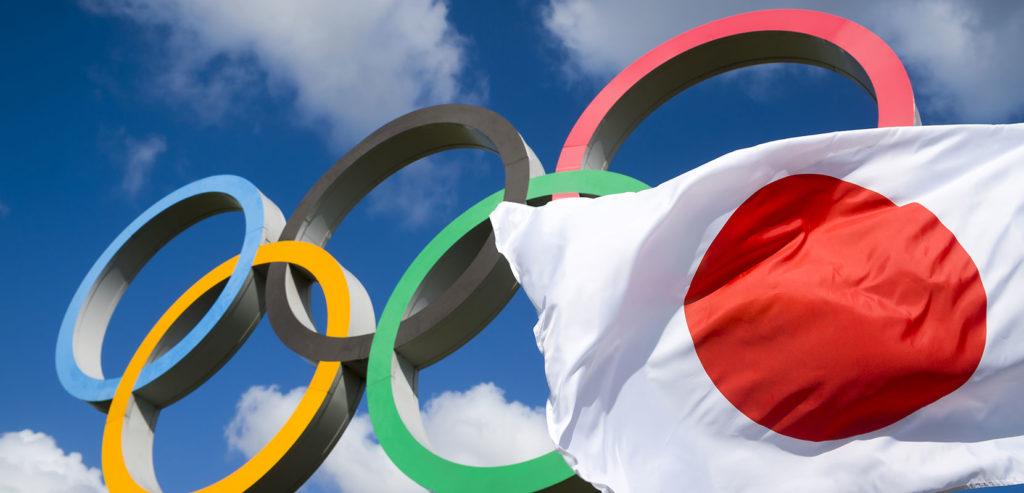 オリンピックと日の丸