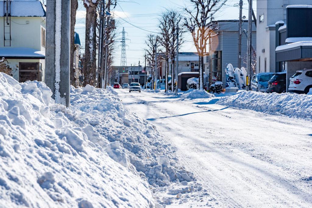 北海道・雪